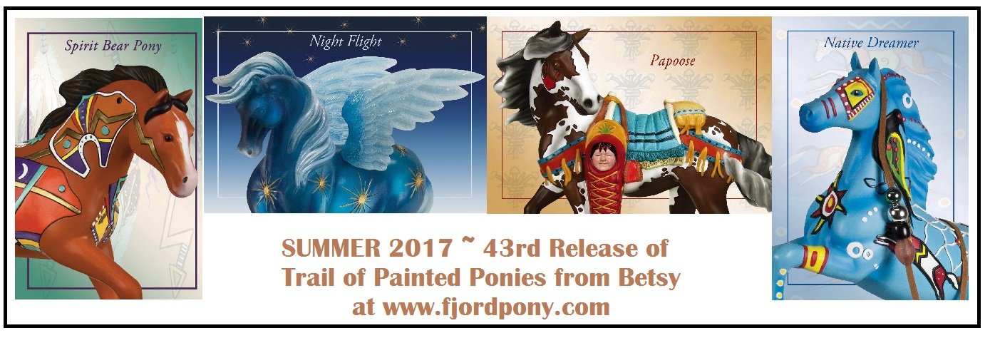 Exciting NEW Ponies due in late August