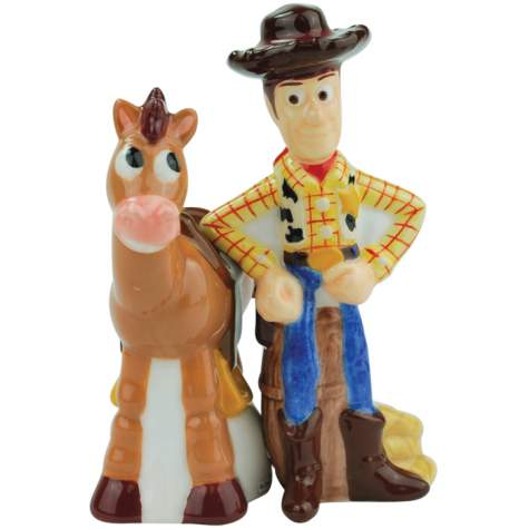 Woody and Buck