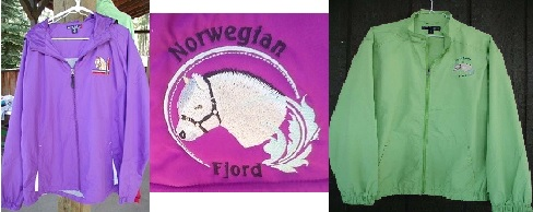 Fjord Embroidered Clothing