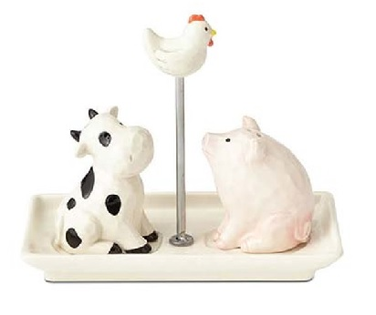Cute Salt & Pepper Sets
