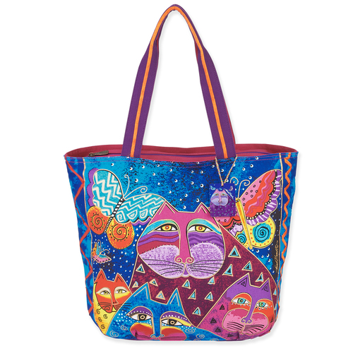 Cats & Butterflies Tote