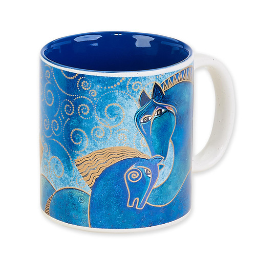 Laurel Burch Equine Mugs