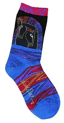 Socks by Laurel Burch